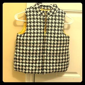Gymboree girls vest.